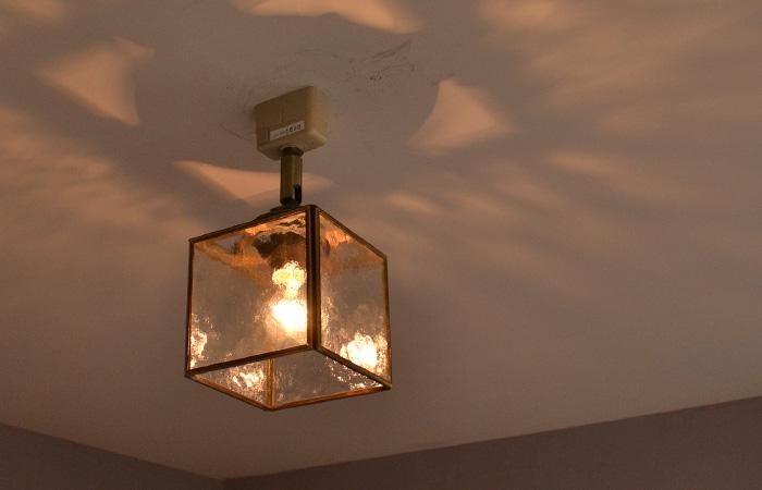 天井付け照明