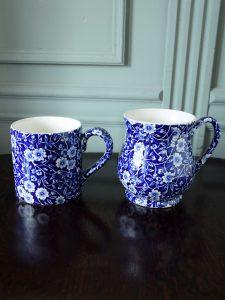 バーレイのマグカップ