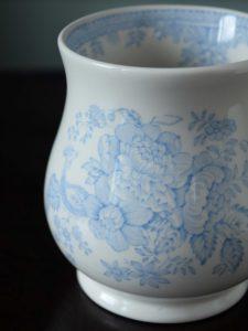 ブルーアジアティックフェザンツのサンドリガムマグ