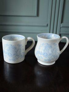バーレイ社のマグカップ